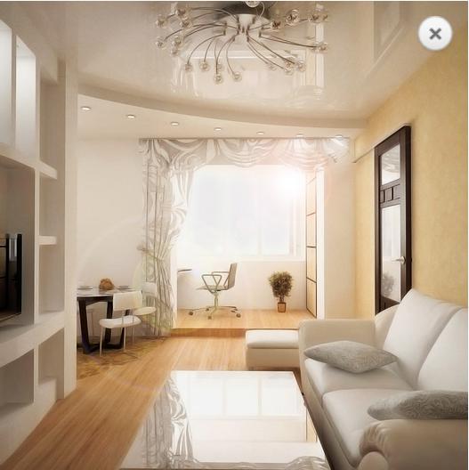Дизайн 2х комнатной хрущевки