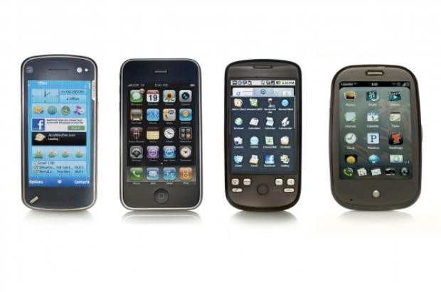 бизнес через смартфон