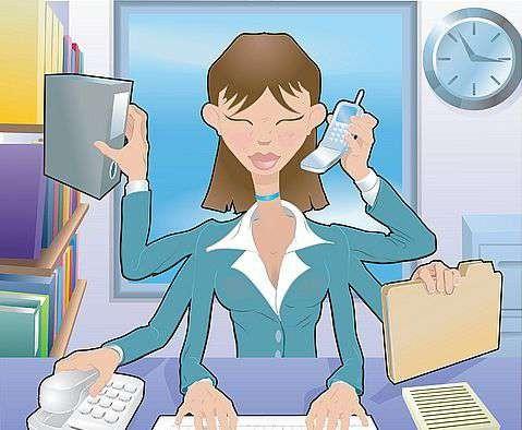 удаленный личный помощник работа