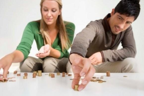 финансовый вопрос в семье