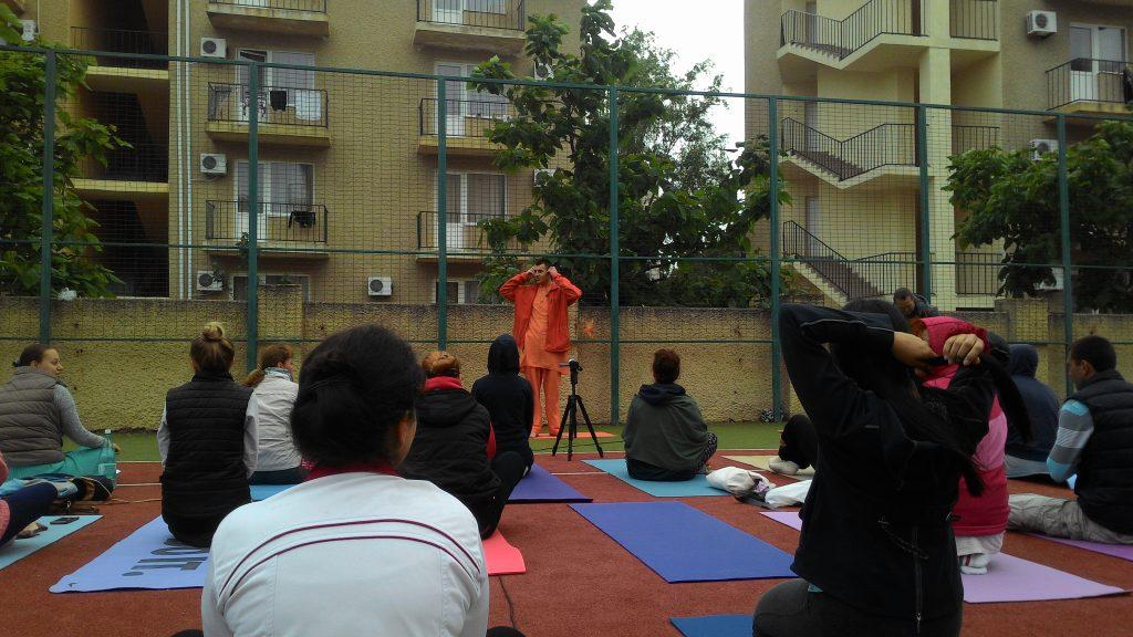 Хатка йога